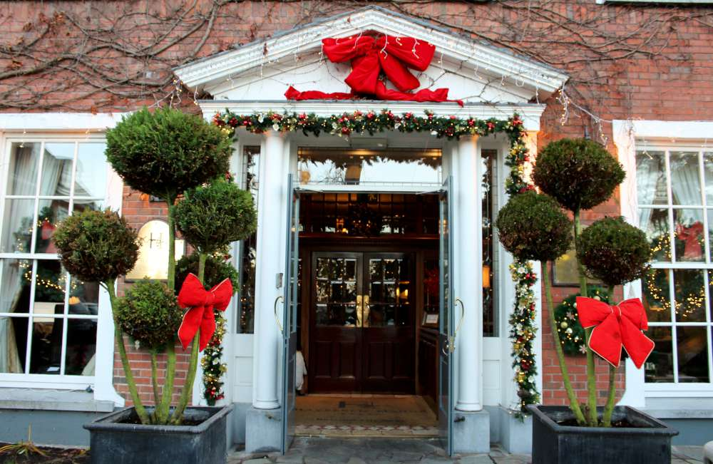 Christmas Lunch at HayfieldManor