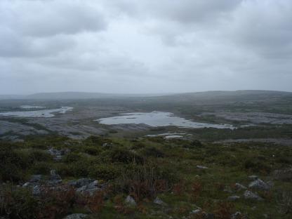 Burren lakes (turloughs)