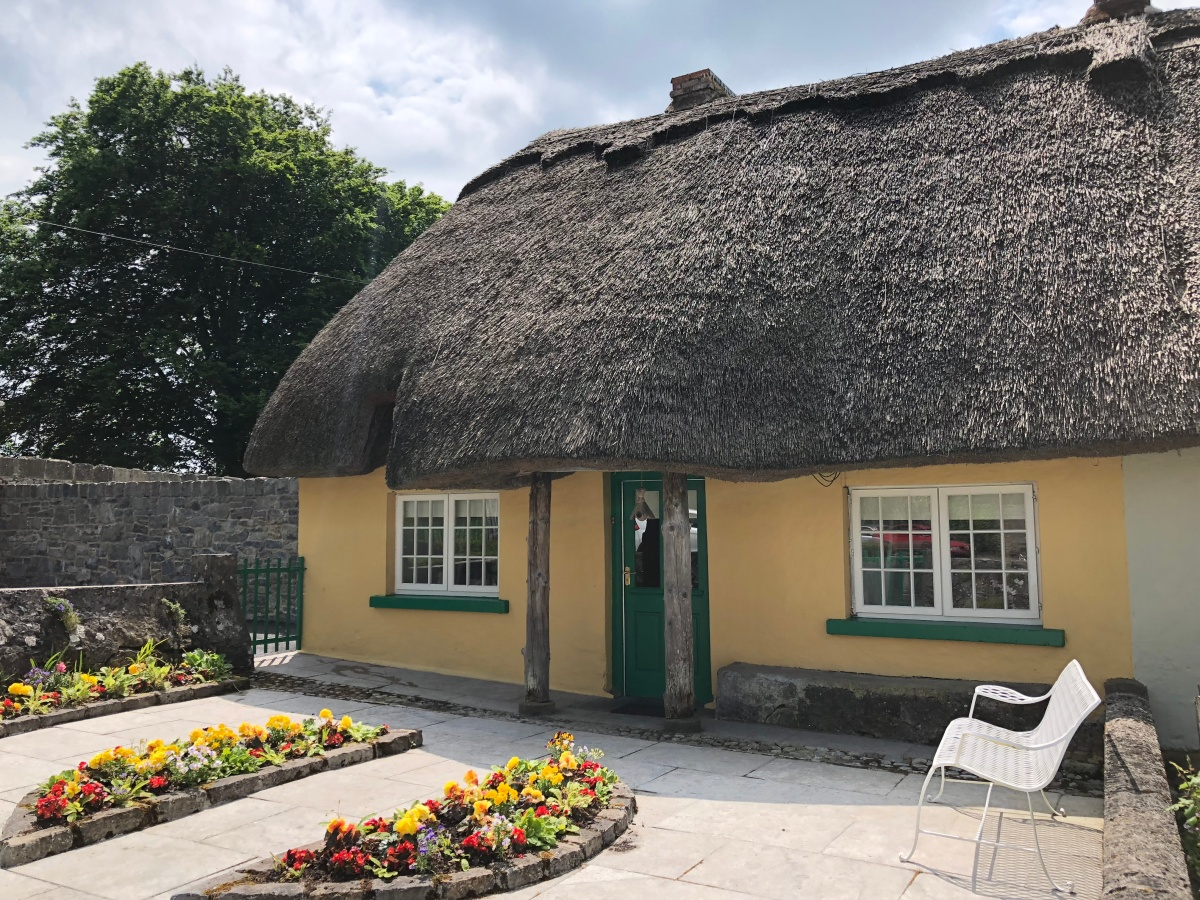 Our Visit to Historic Adare