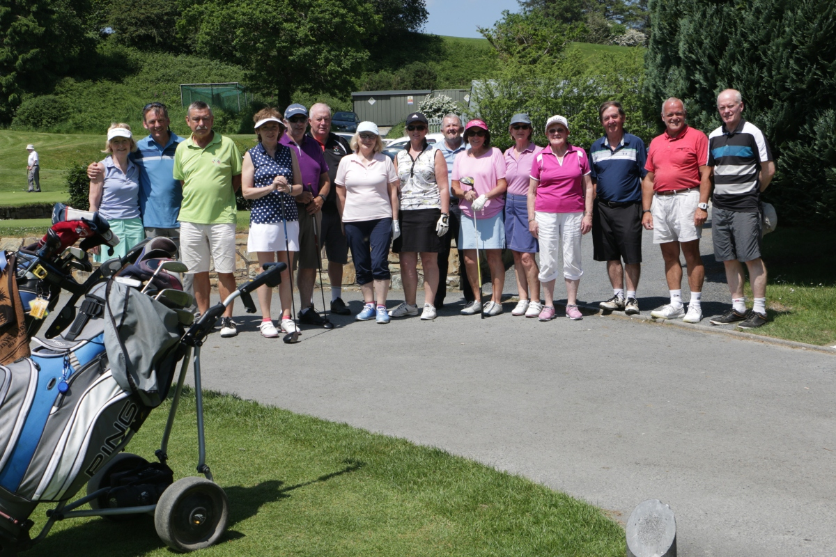 Golf Outing at Muskerry.