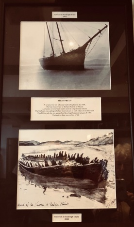 Information about the Sunbeam wreck.