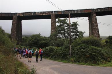 Gleesk viaduct