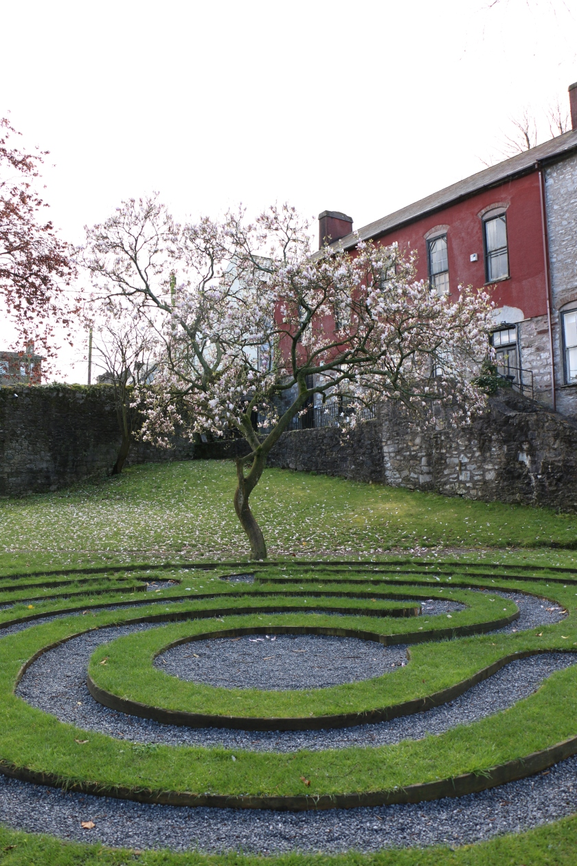 The Labyrinth, St. Finbarr's Cathedral